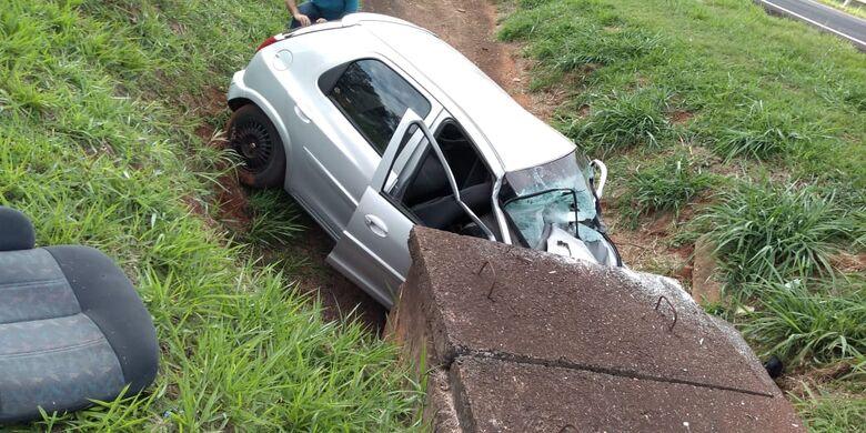 Jovem morre em acidente na Washington Luis - Crédito: Colaborador