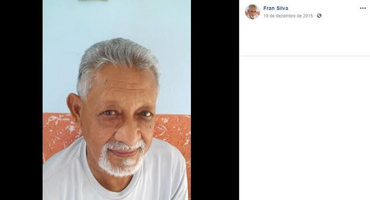 Idoso é morto a facadas pelo próprio filho - Crédito: Redes Sociais