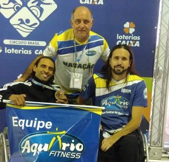 Atletas de São Carlos buscam a superação para lutar por medalhas - Crédito: Marcos Escrivani