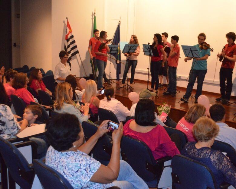 Fundo Social lança a campanha Outubro Rosa 2018 - Crédito: Divulgação