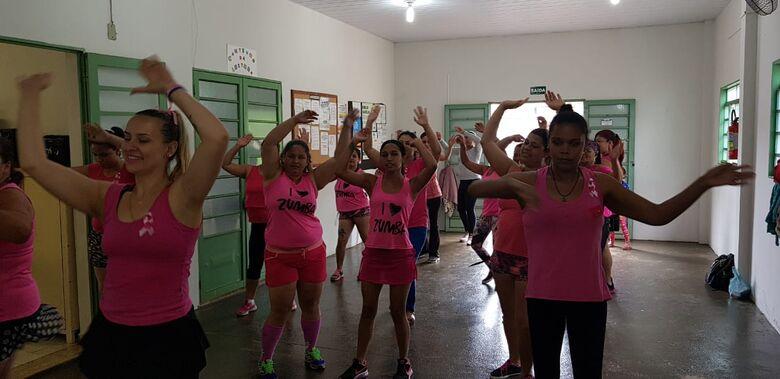 Atividades do Outubro Rosa se espalham por São Carlos - Crédito: Divulgação