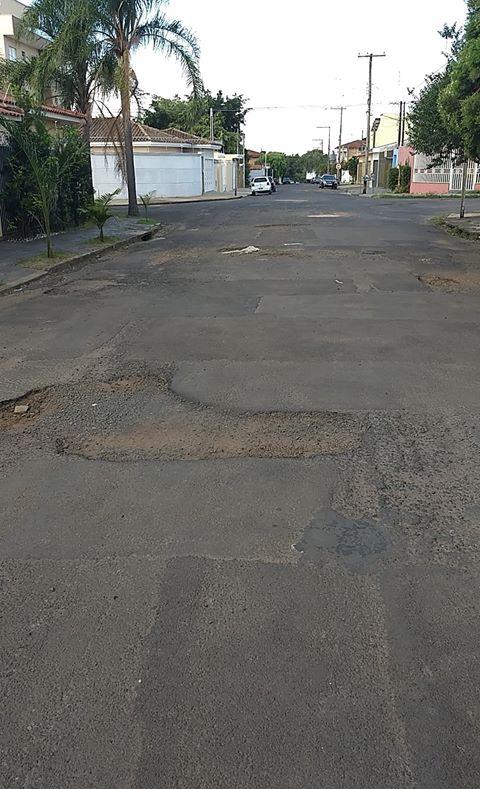 Ruas da Vila Brasília e Nova Estância estão em estado de calamidade pública - Crédito: Divulgação