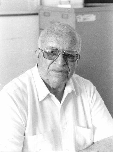 Professores Tolentino e Ary: o farol dos grandes mestres - Crédito: Arquivo Histórico