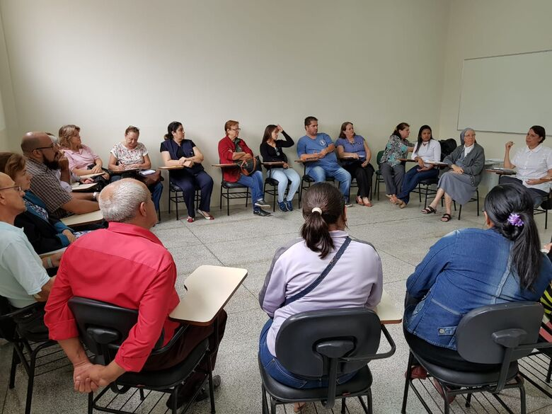 Fundo social reúne instituições para conhecer demandas - Crédito: Divulgação