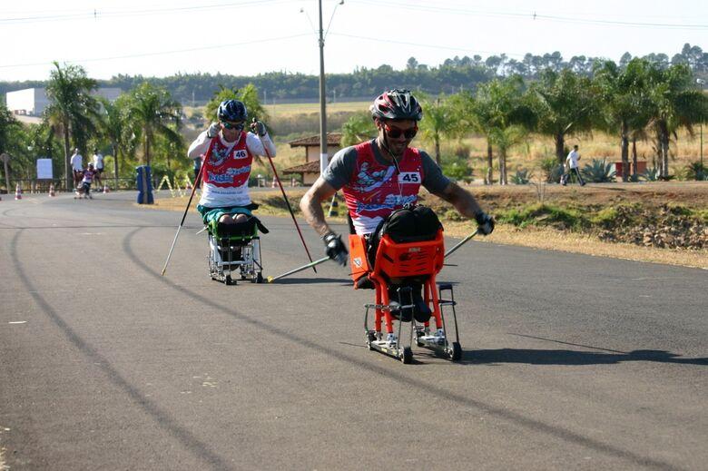 São Carlos recebe 3ª Etapa do Circuito Brasileiro de Rollerski - Crédito: Divulgação