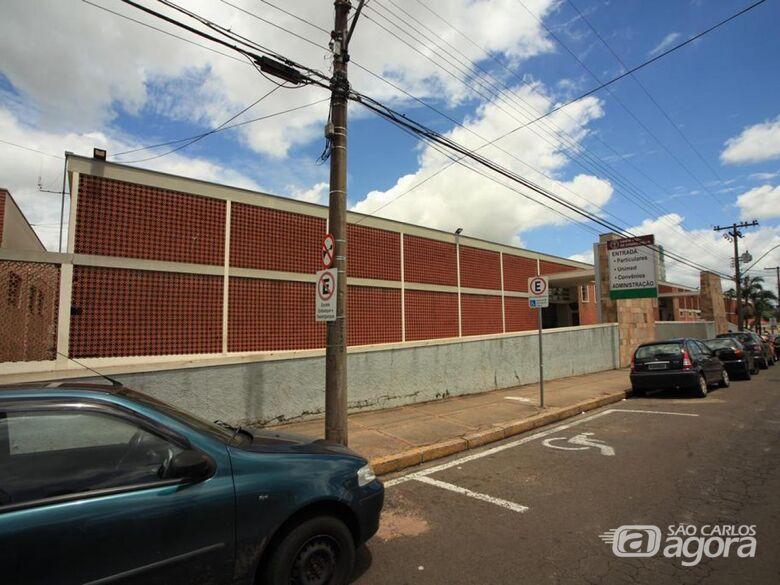 Santa Casa de São Carlos abre vaga de emprego - Crédito: Arquivo/SCA