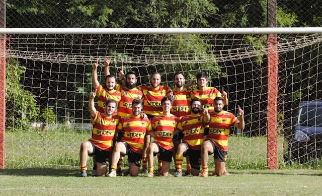 São Carlos é campeão do IV Sanca Sevens - Crédito: Divulgação