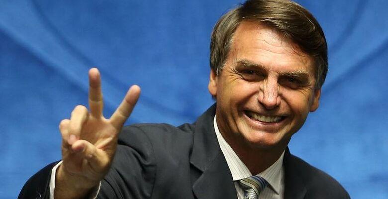 Com 52%, Jair Bolsonaro é o mais votado em São Carlos - Crédito: Divulgação