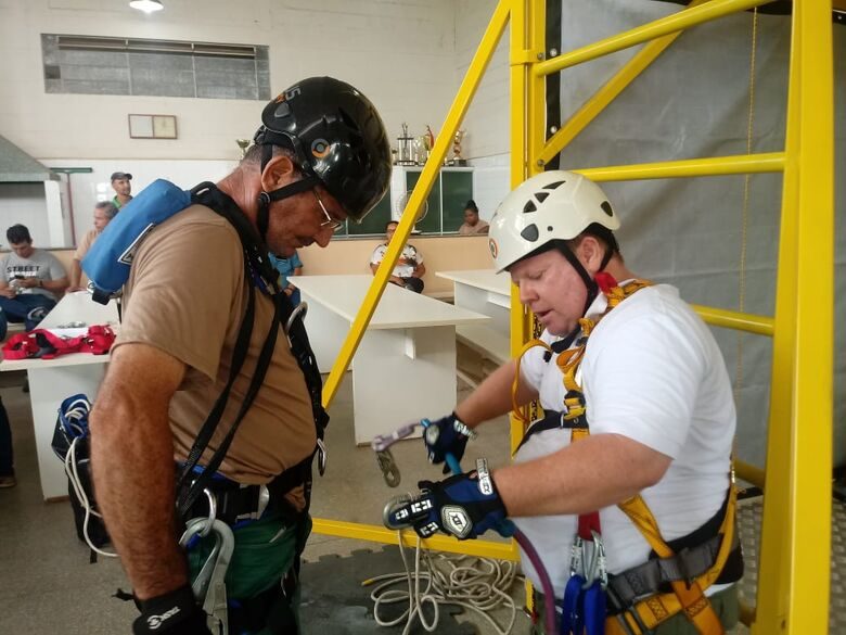 Sipat: servidores municipais participam de treinamento - Crédito: Divulgação