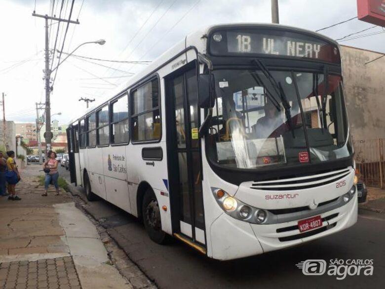 Novo valor da passagem de ônibus entra em vigor no dia 1º de Novembro - Crédito: Arquivo SCA