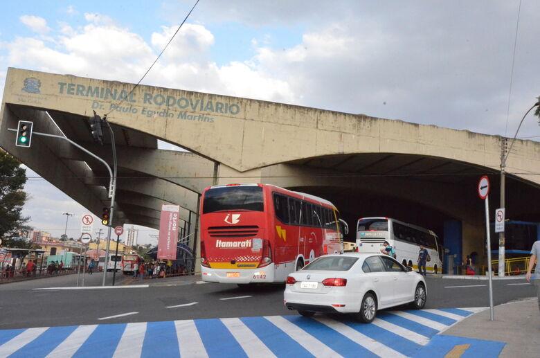 Nova empresa tem 30 dias para assumir a administração da Rodoviária - Crédito: Divulgação