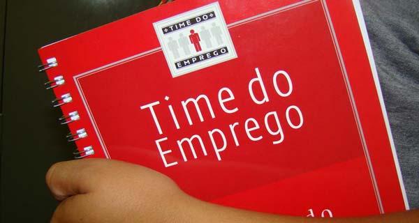 SMTER oferece 70 novas vagas para o Time do Emprego - Crédito: Divulgação