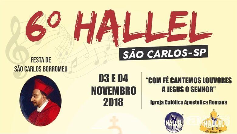 Hallel São Carlos define atrações para o evento deste ano -