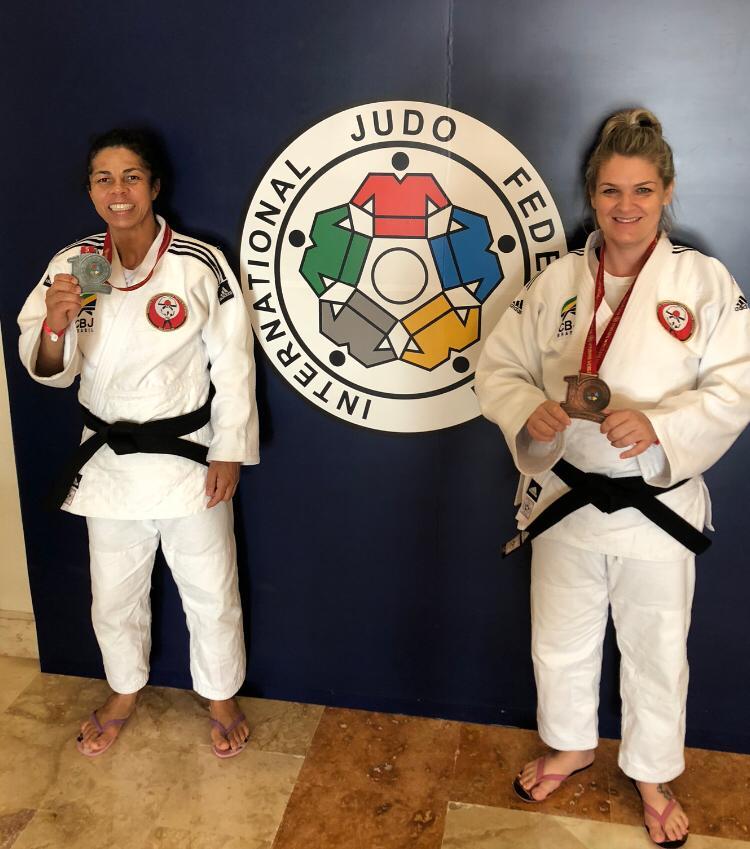 São-carlenses são medalhistas no Mundial de Judô Veteranos - Crédito: Divulgação