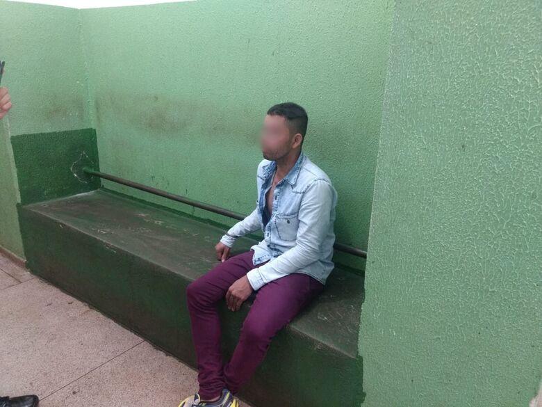 Homem é preso acusado de estuprar e matar a vizinha - Crédito: Divulgação