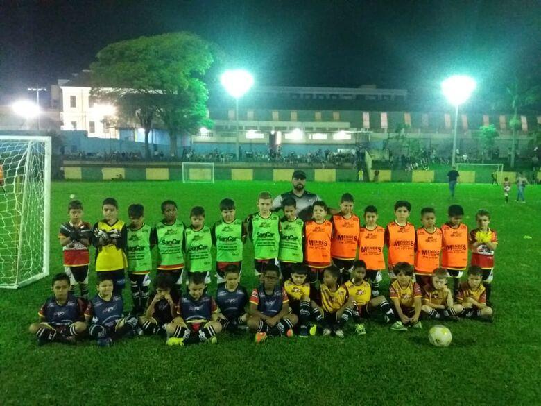 Festival de futebol reúne alunos da Mult Sport - Crédito: Divulgação
