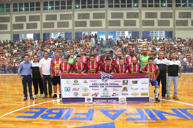 """No """"Grupo da Morte"""", São Carlos Futsal despacha atual campeão da Taça EPTV - Crédito: Marcos Escrivani"""