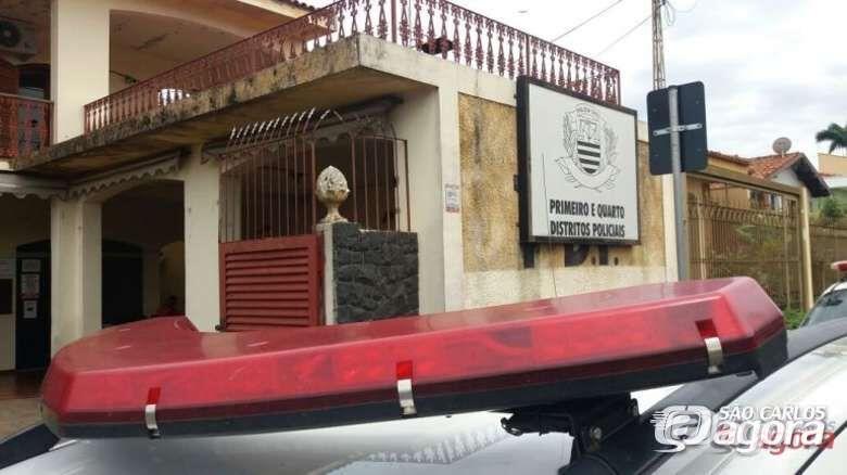 Trio assalta bar no Jardim Munique - Crédito: Divulgação