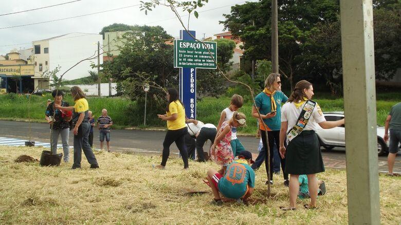 Espaço Vida proporcionará lazer para moradores da região do Castelo Branco - Crédito: Marcos Escrivani