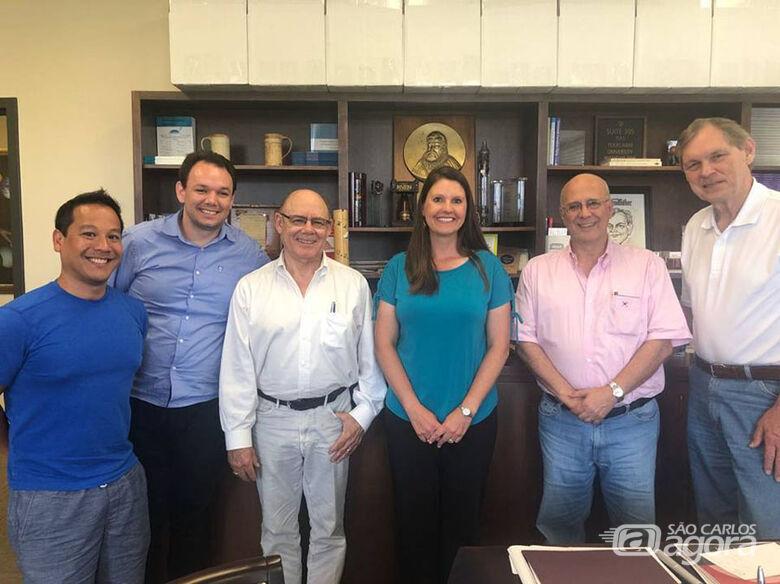 """Diretor do Instituto de Física de São Carlos é escolhido como """"Fellow"""" da Universidade do Texas - Crédito: Divulgação"""