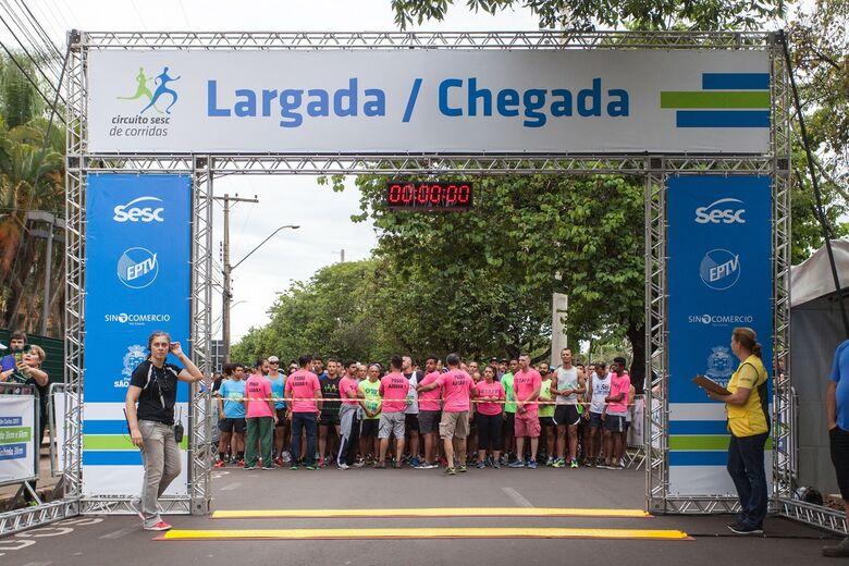 Etapa são-carlense do Circuito Sesc de Corridas será neste domingo - Crédito: Divulgação