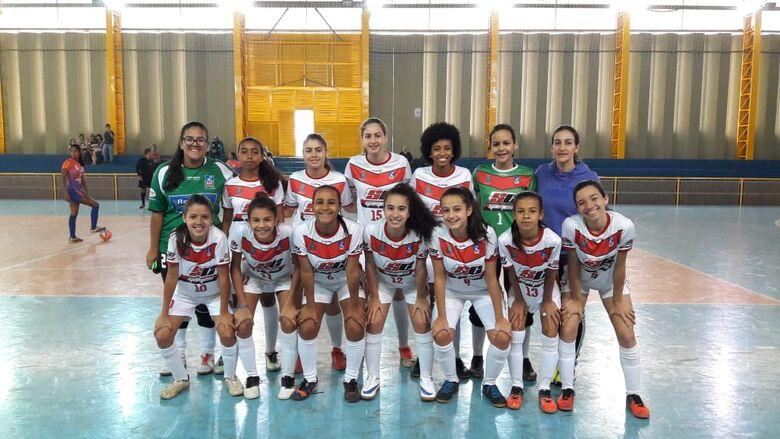 Classificadas, equipes Asf São Carlos cumprem tabela em Descalvado - Crédito: Marcos Escrivani