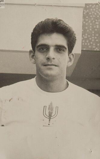 Miltinho Olaio, o legado de um vencedor - Crédito: Arquivo FPMSC/Leisa Olaio