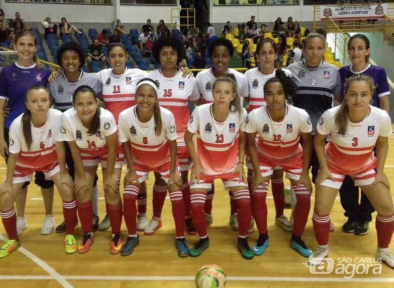 Asf São Carlos supera São Sebastiao e está na semifinal - Crédito: Marcos Escrivani