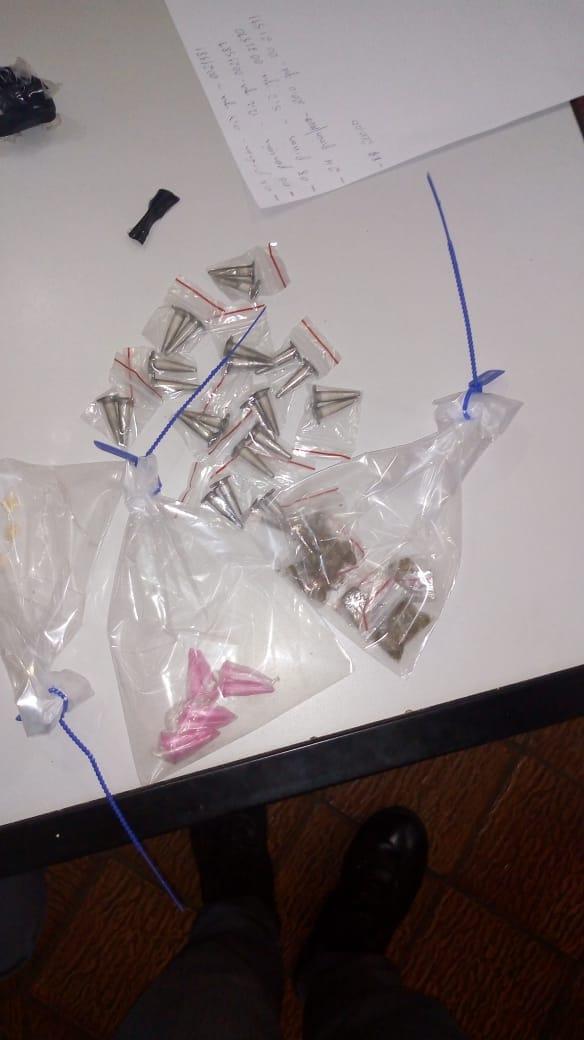 Desocupado é detido com cocaína, crack e maconha no Aracy II - Crédito: Divulgação