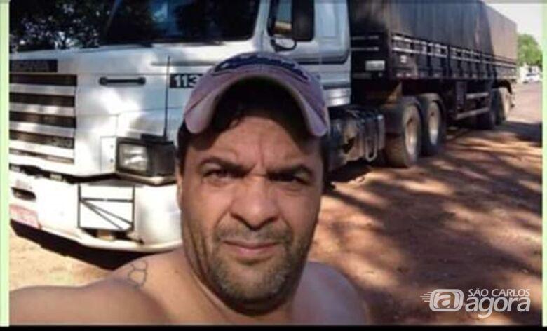 Caminhoneiro está desaparecido - Crédito: Redes Sociais