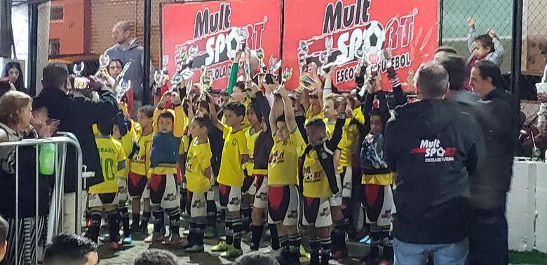 Com jogos disputados, termina o Interno da Mult Sport - Crédito: Divulgação