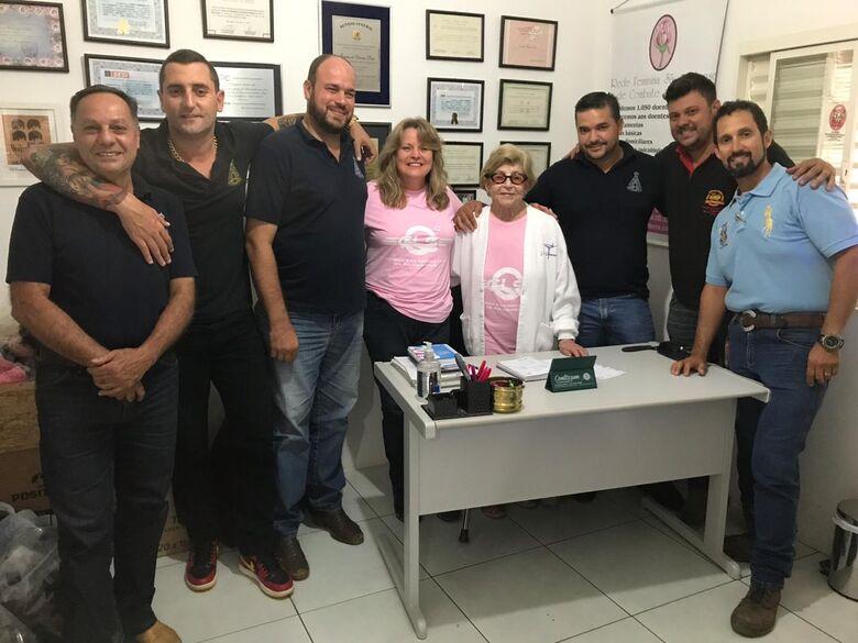 Quarta edição da Cavalgada Solidária ajudará a Rede Feminina de Combate ao Câncer - Crédito: Divulgação