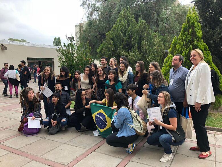 Estudantes da UFSCar têm pesquisas premiadas na Argentina - Crédito: Divulgação