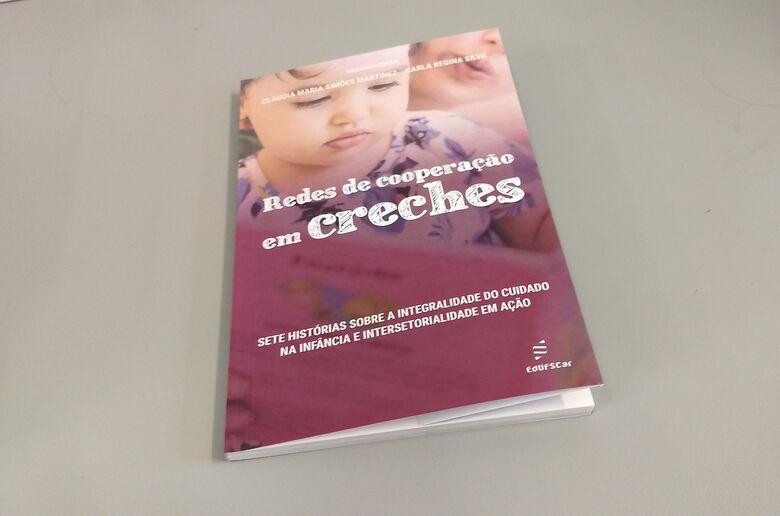 Livro da EdUFSCar aborda redes de cooperação em creches -