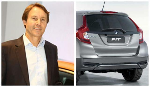 Honda de Itirapina anuncia a produção do Fit a partir de janeiro - Crédito: Divulgação