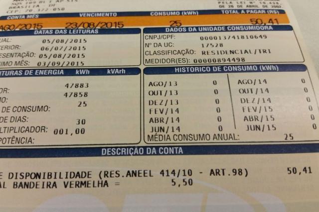 Boletos vencidos já podem ser pagos em qualquer banco - Crédito: Agência Brasil