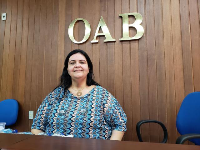 Ariadne é eleita presidente da OAB São Carlos - Crédito: Abner Amiel/Folha São Carlos e Região