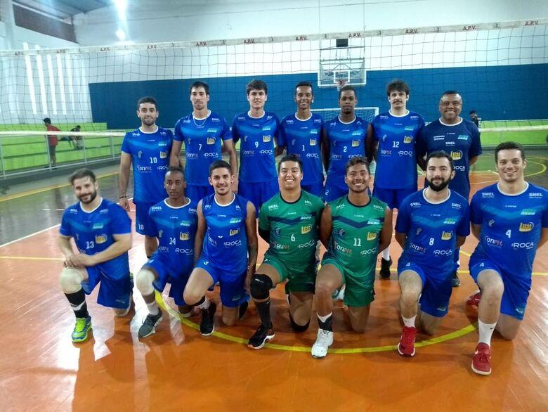 São Carlos vence duas partidas na APV e se prepara para a série Prata - Crédito: Marcos Escrivani