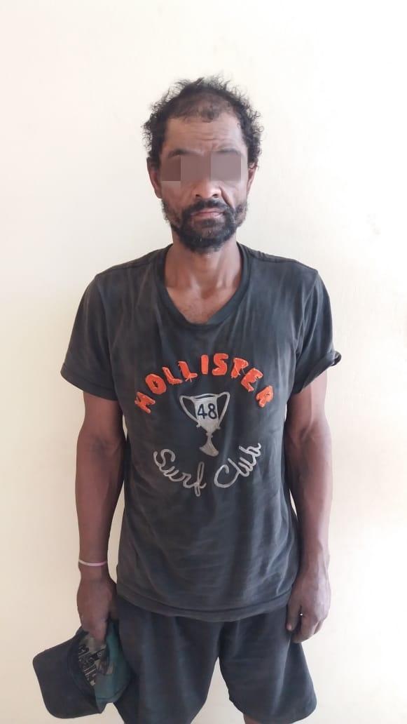 Desocupado é detido após furtar fábrica na Vila Isabel - Crédito: Divulgação