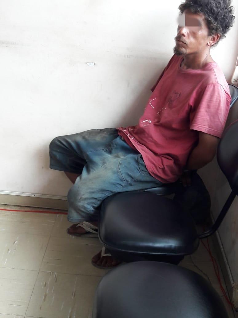 Procurado por furto, foragido é detido no Centenário - Crédito: Maycon Maximino