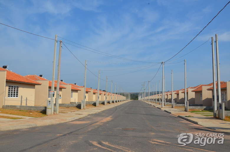 Residencial Eduardo Abdelnur II terá 765 casas - Crédito: Arquivo SCA