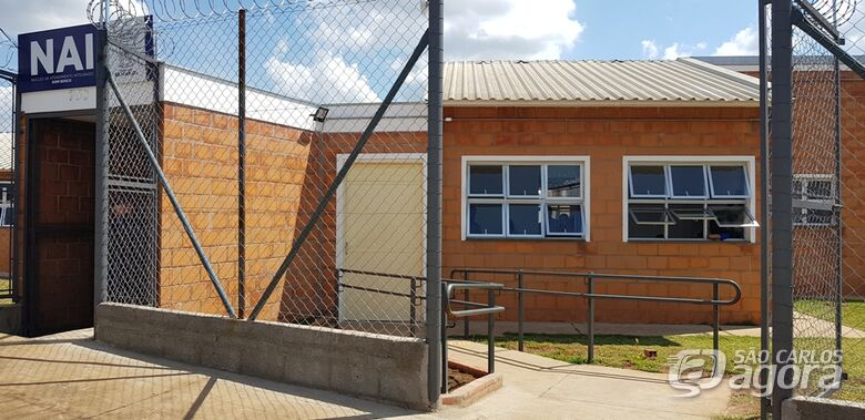 Novas instalações do NAI são apresentadas a  comunidade -