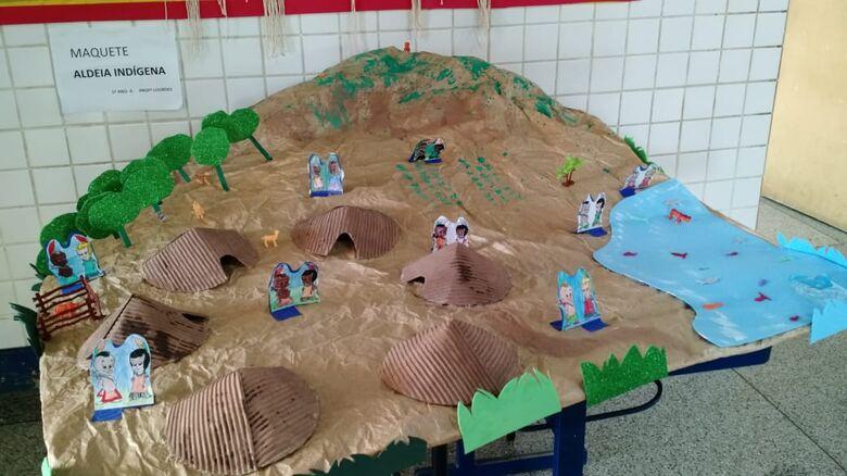 Escola Municipal de Ibaté realiza evento para marcar o Dia da Consciência Negra - Crédito: Divulgação