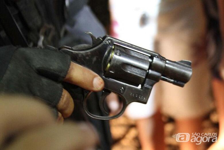 Posto de combustíveis é assaltado no Jardim Paulistano - Crédito: Imagem Ilustrativa