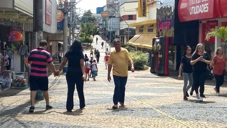 Vendas do varejo na região de São Carlos têm alta de 8,8% em agosto - Crédito: Divulgação