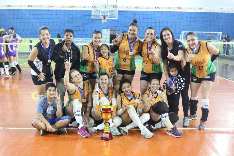 Redenção mostra força e bate Garra 1000/Seniram na final da série prata da Copa AVS/Smel - Crédito: Marcos Escrivani