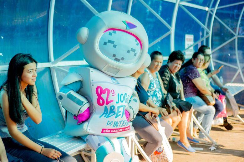 Cerimônia de abertura dos Jogos Abertos promete surpreender público - Crédito: Divulgação