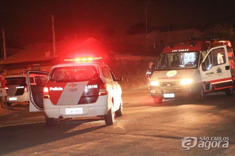 Dois jovens são baleados no Cidade Aracy - Crédito: Marco Lúcio/Arquivo