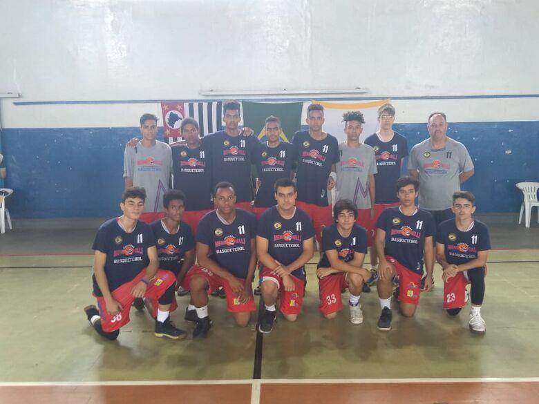 Invicto, Meneghelli/Objetivo pega Iacanga e busca 10ª vitória seguida - Crédito: Marcos Escrivani