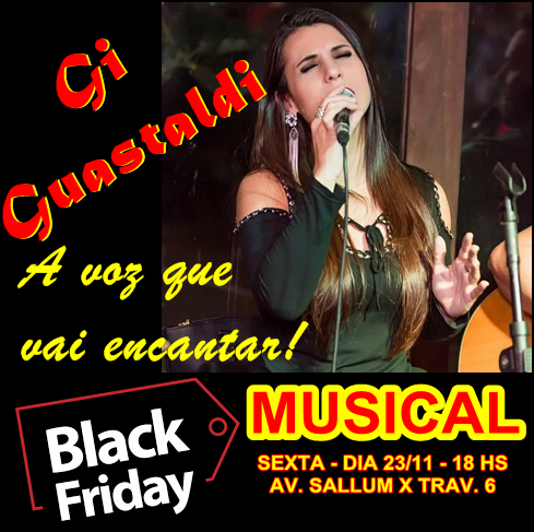 Black Friday Musical agita a Vila Prado -